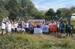 Всемирный день чистоты - Краснодарский край присоединился к Международной экологической акции
