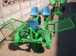 Машина для посадки саженцев плодовых деревьев и кустарников МПС-2М
