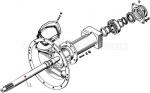 31А-2103-1А Вал сцепления